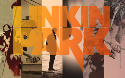 LINKIN PARK Discography Wallpaper by t-fux