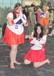 Sailor Mars Attacks! by smithers456