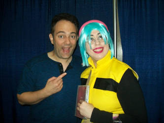 Anime Fan Fest 2016: Mike and me by Hoshisama