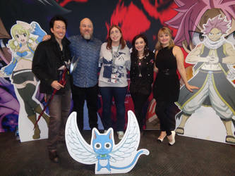 Anime NYC 2018: Fairy Tail by Hoshisama