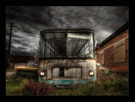 The Bus by AlexIP