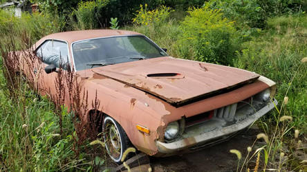 this cuda needs to be restored  by DJDrago9712