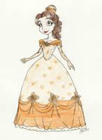 Belle by OtherworldlyDreams