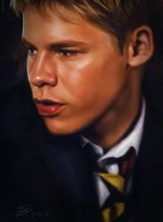 Justin Taylor \ Randy Harrison by MrLizaveta
