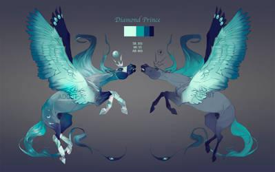 Diamond Prince _AUCTION_closed by MUSONART