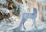 Snow by MUSONART