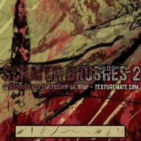 Scratch Brushes 2 by AscendedArts