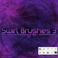 Swirl Brushes 3 by AscendedArts