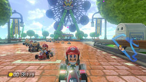 Mario Kart 8 - It's-a-Mii, Mario! by RazorVolare