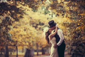 Our Steampunk Wedding 1 by HyperXP