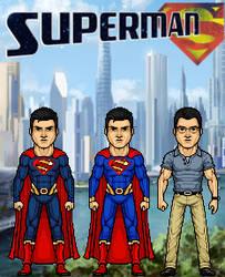 Ultimate DC - Superman by Nova20X