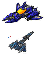 Some drawings of ships by ITman496
