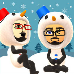 MrFrostyBolt5150 and Microsoft SnowSam by MrCrazyBolt5150