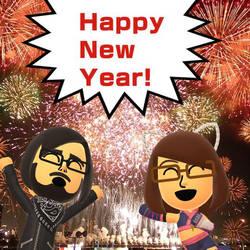 HAPPY (BELATED) NEW YEAR!!! by MrCrazyBolt5150