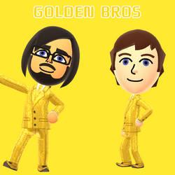 Golden Bros by MrCrazyBolt5150