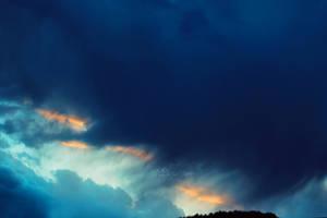 Skies like the Aurora Borealis by ClaraMcGuireArtistry