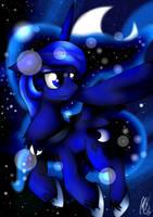 Princess of the Moon by Ebonyinkstone