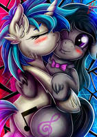 You are my favorite song. by Ebonyinkstone