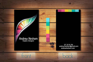 Personal Card by AndrewHeSham