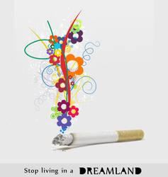 Smoking Dreamland by AndrewHeSham