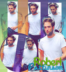 Blend Robert Pattinson by AreeLy31