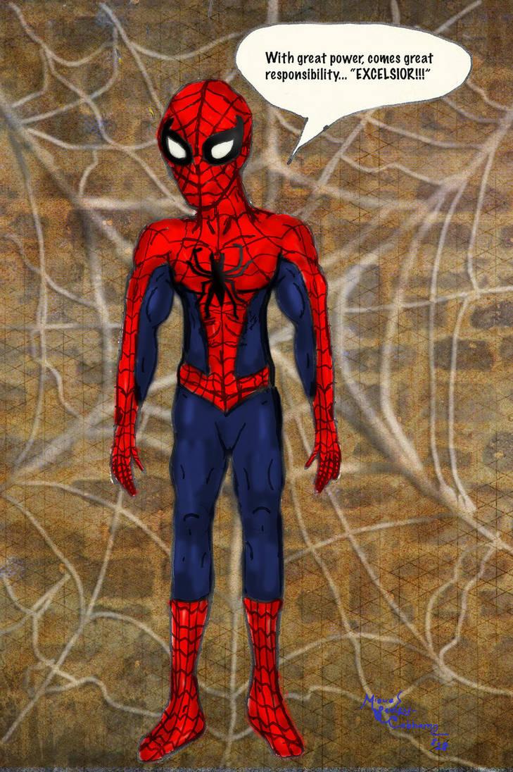 Spider-Man (2018) by Dj-ArMaGeDdOn-145McG