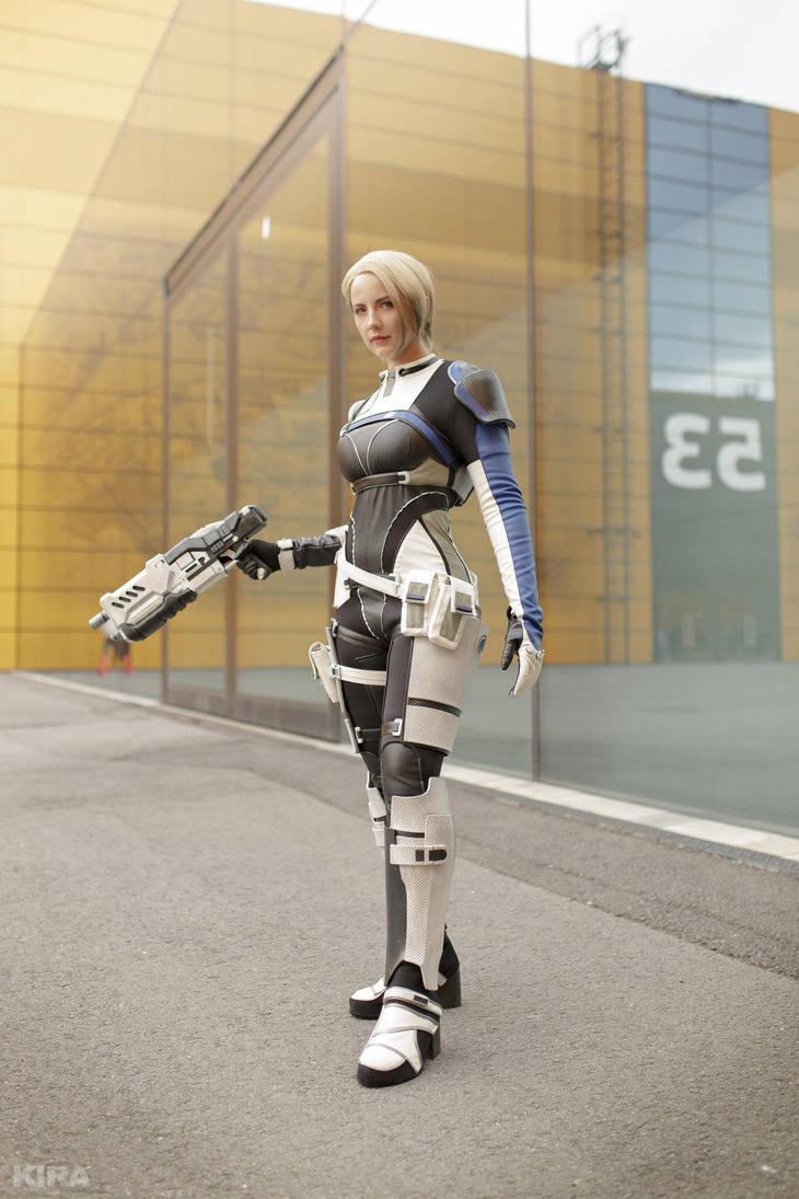 Cora Harper (Mass Effect Andromeda) by niamash