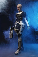 Mass Effect: Andromeda (Cora Harper cosplay) by niamash
