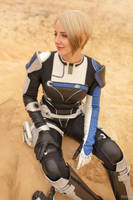 A Foundation (Mass Effect: Andromeda cosplay) 4 by niamash