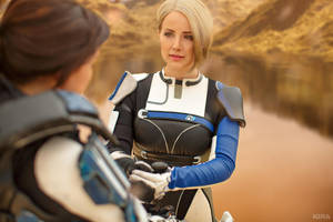 A Foundation (Mass Effect: Andromeda cosplay) 8 by niamash