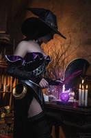 Aphra Cadabra! Smite cosplay 3 by niamash