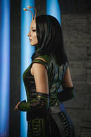 Mantis cosplay 5 (Guardians of the Galaxy vol.2) by niamash
