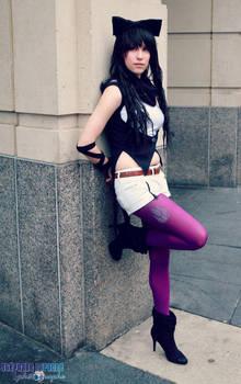 Anime Boston 2014 - Black. by Roanam