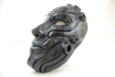 giger inspired mask by Vargarys
