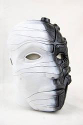 giger inspired mask 2.0 by Vargarys