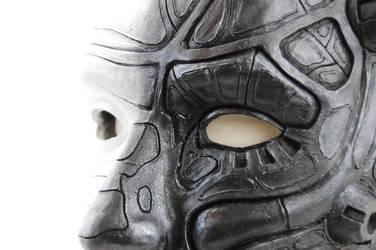 giger inspired mask 3.0 by Vargarys