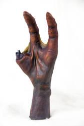 alien hand by Vargarys