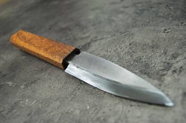japanese inspired knife by Vargarys
