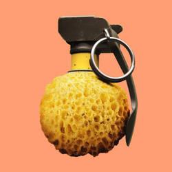 the sponge 'nade by Vargarys