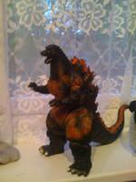 My Gojira (Godzilla) Statue by Collioni69