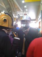 Daft Punk Cosplayers by Collioni69