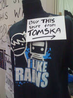 TomSka Stall Directions at MCM EXPO by Collioni69