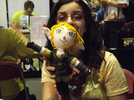 Link (Twilight Princess) Custom Plushie by Collioni69