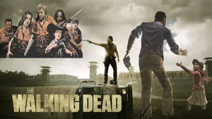 The Walking Dead by Collioni69