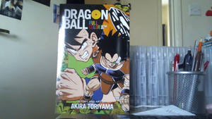 DragonBall Z Full Color Manga by Collioni69