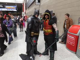 Batman And Robin by Collioni69