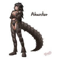 MHP2G - Akantor by eXyroZt