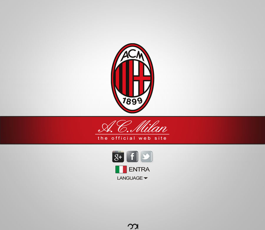 milan official site