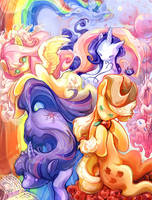 MLPSYCHEDELICNESS by fleebites