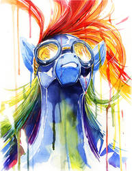 Rainbow Wonder by fleebites